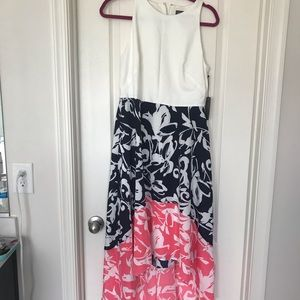Vince Camino high low. dress size 10